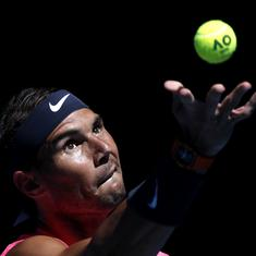 Cannot resume until situation is safe: Rafael Nadal not optimistic about tennis returning in 2020