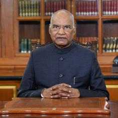 Covid-19: President Ram Nath Kovind to forgo 30% salary for a year