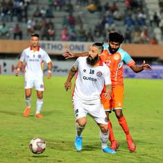 I-League: East Bengal see off champions Chennai City FC to return to winning ways