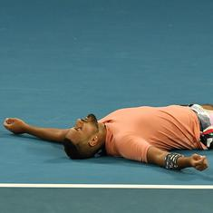 Nick Kyrgios vs Karen Khachanov was an instant classic, for both the tennis and the tenacity