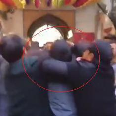 Watch: Protest against CAA-NRC silenced at Jaipur Literature Festival, students detained