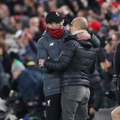 Premier League: Jurgen Klopp, Pep Guardiola unite to fight for five substitutes