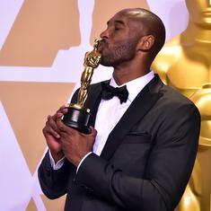 Watch: Dear Basketball, the poem and film that won NBA legend Kobe Bryant an Oscar