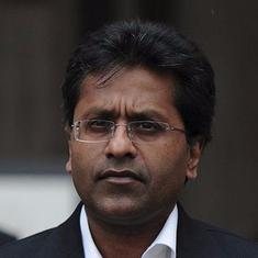 Lalit Modi threatens to sue Rahul Gandhi for claiming that all thieves have Modi surname