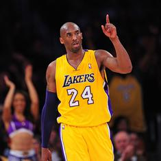 NBA postpones LA Lakers game against Clippers after Kobe Bryant's death