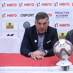 I-League: TRAU FC sack coach Dimitris Dimitriou for the second time this season