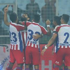 ISL: Balwant Singh's stoppage-time winner against NorthEast United sends ATK top
