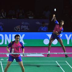PBL: Doubles specialists help Pune 7 Aces better Bengaluru Raptors for their second successive win