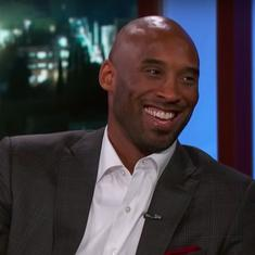 Watch: When Kobe Bryant spoke about his daughter Gianna's love for basketball