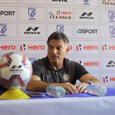 I-League: Coach Dimitris Dimitriou not ruling out TRAU FC return despite controversial ouster