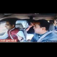 'You are a Pakistani': BJP's Sambit Patra tells Congress spokesperson while debating in a moving car