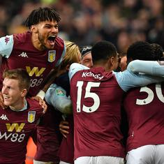League Cup: Aston Villa defeat Leicester City with stoppage time goal in thriller to reach final