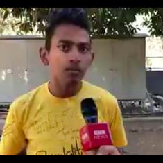 Watch: If asked to shoot 'JNU anti nationals,' boy from Gujarat claims he will not shy away