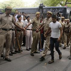 Top news: 2012 gangrape death-row convict moves court to seek treatment for mental illness