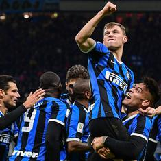 Eriksen makes winning debut as Inter Milan beat Fiorentina to reach Italian Cup semi-final