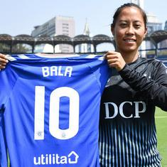 From Manipur to Scotland: Meet Bala Devi, India's first woman to play professional football abroad