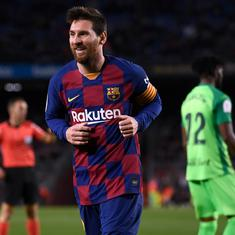 We have an obligation to re-sign him: Barcelona president Josep Bartomeu on Lionel Messi exit talks