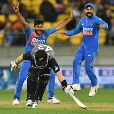 Fourth T20I: Shardul Thakur, Manish Pandey star as India take 4-0 lead after another Super Over win