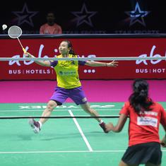 PBL: Tai Tzu Ying gets the better of PV Sindhu to help Bengaluru Raptors beat Hyderabad Hunters
