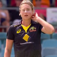 T20I tri-series: Elysse Perry's all-round heroics help Australia beat India by four wickets