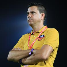 Data check: How coach Sergio Lobera fared during his time at FC Goa