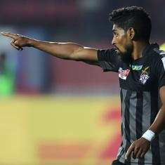 ISL: Roy Krishna's brace against Jamshedpur FC powers ATK to top of the table