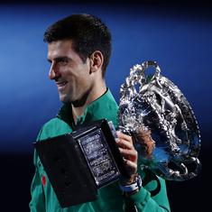 Watch: Difficult upbringing as a kid has inspired my success, says Djokovic after Aus Open triumph