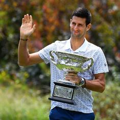 Djokovic continues Big Three dominance, Serena's record 24th Major on hold: Takeaways from Aus Open