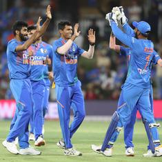 Indian team fined by ICC for slow over-rate during fifth T20I against New Zealand