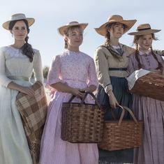 'Little Women' movie review: Saoirse Ronan is outstanding in sisterhood drama