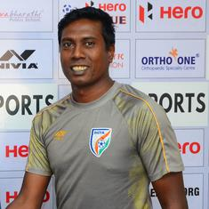 Football: Indian Arrows' players being groomed for 2022 AFC U-19 Qualifiers, says coach S Venkatesh