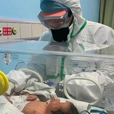 China: Baby tests positive for coronavirus 30 hours after birth