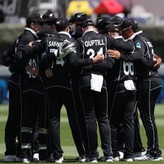 New Zealand cricketers will consult West Indies on whether to take a knee during T20I series