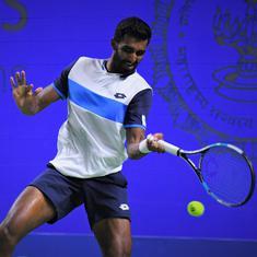 Tennis: Kwan Soon-woo beats Prajnesh to enter quarter-finals of Tata Open Maharashtra