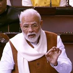 Parliament: Rajya Sabha expunges word from Narendra Modi's speech