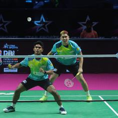 PBL: Krishna Prasad, Isara upset Chennai's Trump to take North Eastern Warriors to their first final