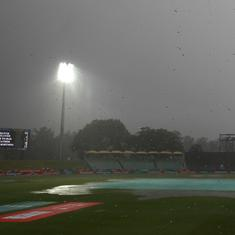 U19 World Cup: West Indies claim fifth place after rained out contest against Australia