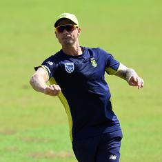 Cricket: South Africa exclude veteran Dale Steyn from limited-overs squad for England series