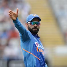 Second ODI: Kohli's sloppy India have betrayed a dangerous lack of interest in the series