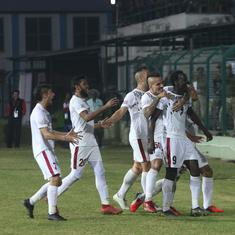 I-League: Mohun Bagan beat Punjab FC and build nine-point lead at top, Chennai City sink Churchill