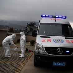 Coronavirus: Toll rises to 908 in China as 97 more deaths reported