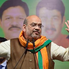Delhi violence: Shiv Sena says Amit Shah was 'nowhere to be seen' during clashes