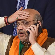 'Indian Army is always ready for war', says Amit Shah on tensions with China