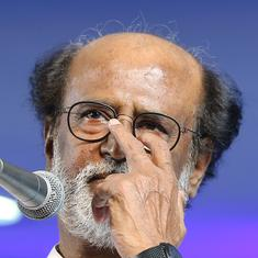 Rajinikanth says letter about cancelling his political plans is fake, but admits to health concerns
