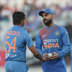 Are we done with Shardul Thakur yet?: Twitter slams Indian bowlers after ODI whitewash against NZ