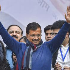 Delhi: Arvind Kejriwal to take oath as chief minister for third straight term