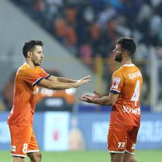 ISL: Corominas scores brace as FC Goa crush Mumbai City in seven-goal thriller to reclaim top spot