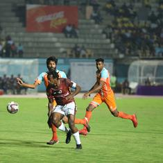 I-League: Marcus Joseph scores winner as Gokulam Kerala edge out Chennai City FC
