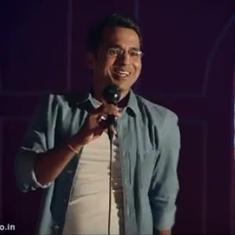 Watch: What kind of advertising film does 'Masaan' director Neeraj Ghaywan make?