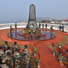 'They are saying they defeated us': In Nagaland, a war memorial for Indian soldiers faces a backlash